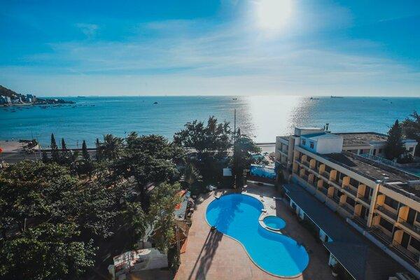 Một khách sạn 3 sao tại Vũng Tàu