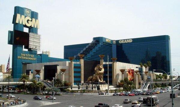 Một biểu tượng của Las Vegas