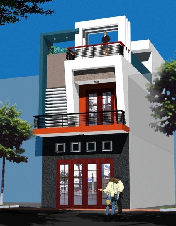Mẫu nhà có kiến trúc tinh tế