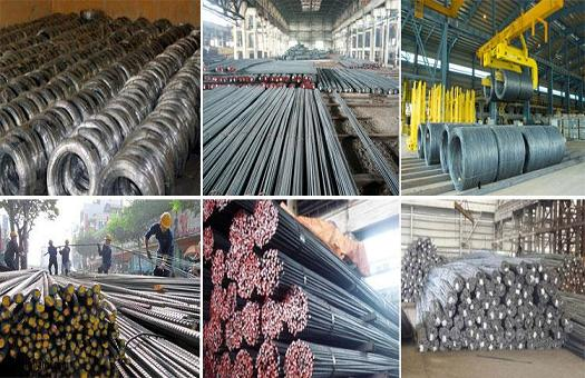 Vật liệu sắt thép trong xây dựng phần thô