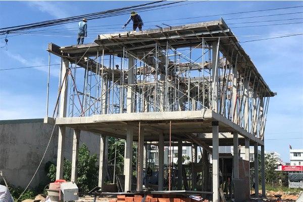 Những điều cần biết về thi công xây dựng phần thô biệt thự