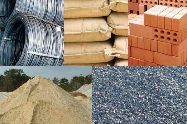 Kinh nghiệm chọn vật liệu phần thô cần thiết khi xây dựng nhà ở