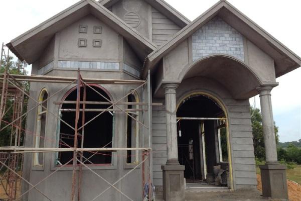Sự khác biệt giữa xây nhà phần thô và phần hoàn thiện