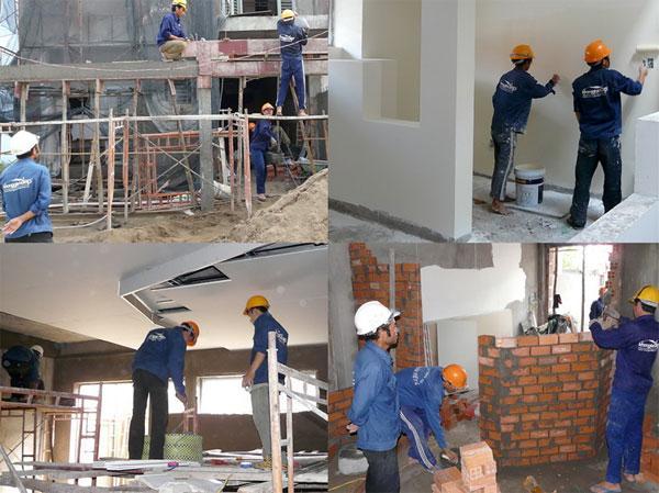 Tại sao lựa chọn dịch vụ xây nhà trọn gói tại Nhà Xinh 3